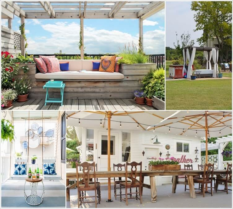 10 Party-Perfect Outdoor Lounge Spaces 1