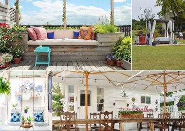 10 Party-Perfect Outdoor Lounge Spaces fi