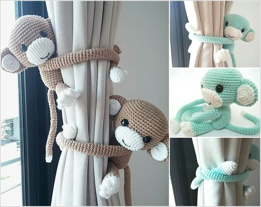 10 Super Cute Ideas to Decorate Your Kids' Room with Crochet 3