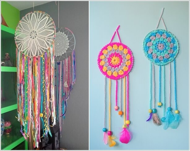 10 Super Cute Ideas To Decorate Your Kids Room With Crochet