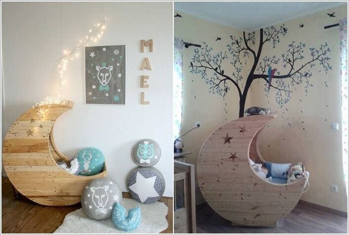 Cute Nursery Ideas Part - 36: 10 Super Cute Moon Inspired Nursery Decor Ideas 1