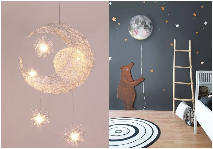 10 Super Cute Moon Inspired Nursery Decor Ideas
