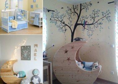 10 Super Cute Moon Inspired Nursery Decor Ideas fi