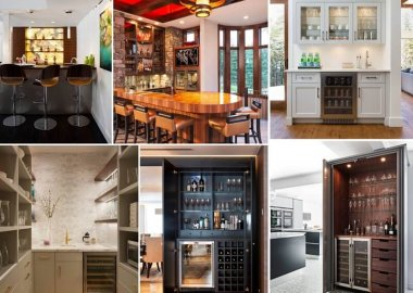 15 Spectacular Home Bars That Will Leave You Inspired fi