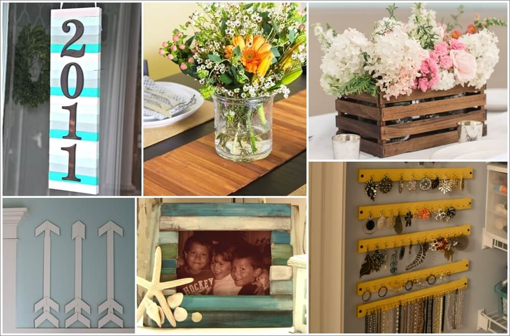 17 Wonderful Crafts to Make From Paint Sticks 1