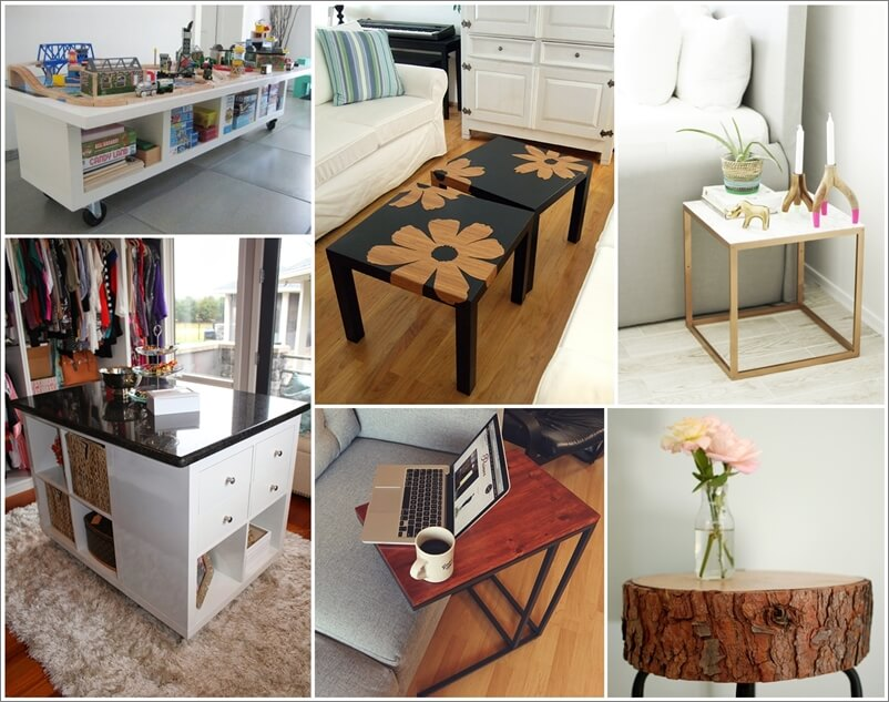 25 Clever IKEA Table Hacks for Your Home 1