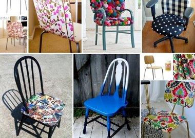 31 Creatively Superb Chair Makeover Ideas fi