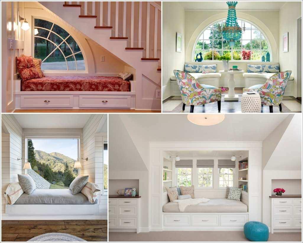 85 Window Seat Designs You Will Admire 1