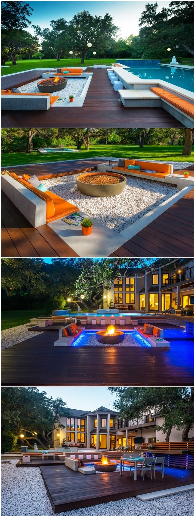 Add a Cozy Seating Area to Your Swimming Pool 4