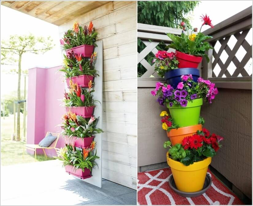 Add a Punch of Color to Your Patio and Make It Lively 7