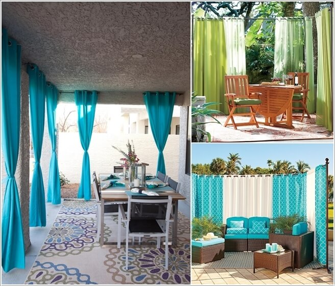 Add a Punch of Color to Your Patio and Make It Lively 8