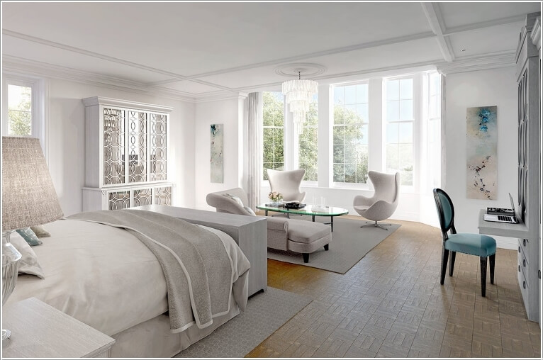 Make Your Bedroom Cozy with a Seating Area 3