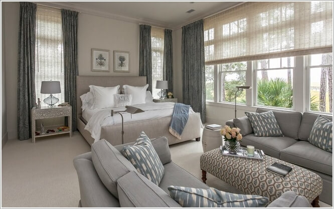 Make Your Bedroom Cozy With A Seating Area