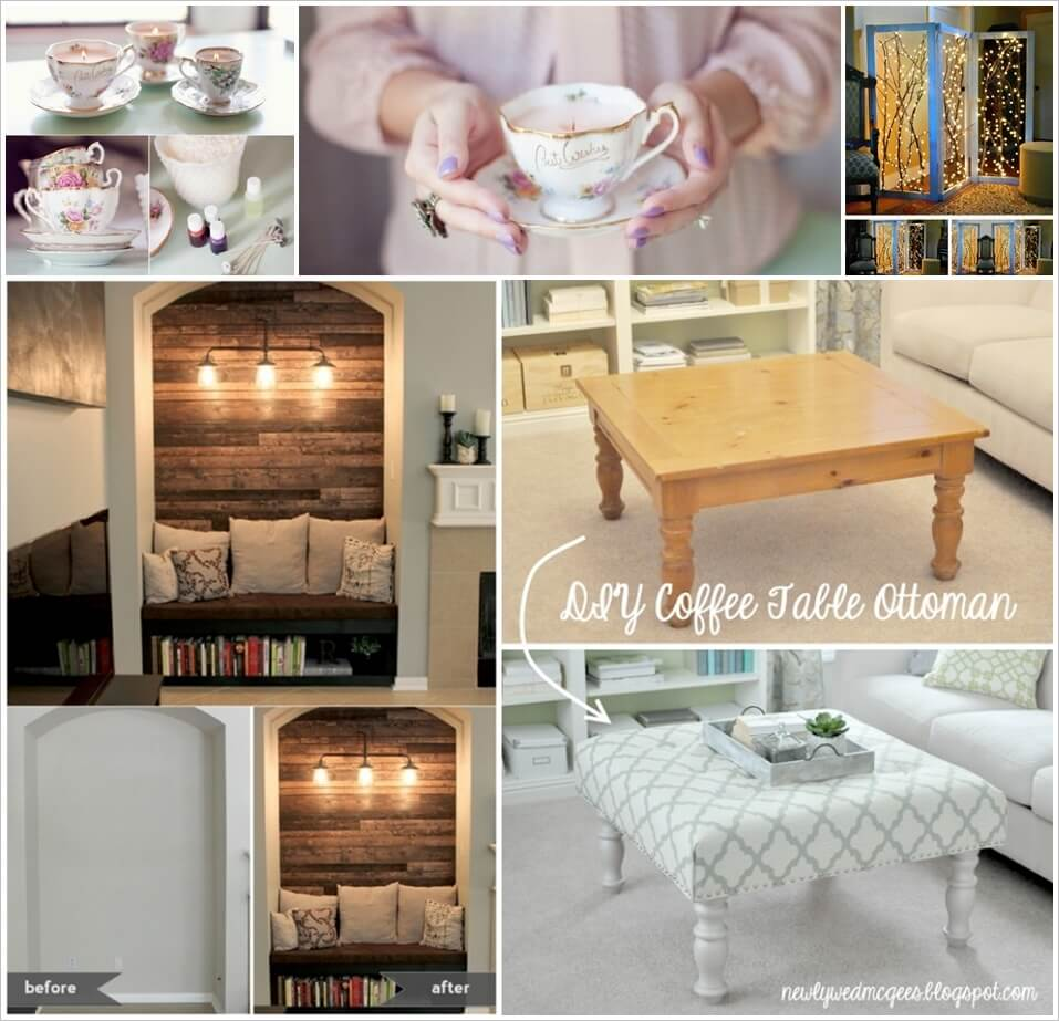 Cozy up your home with these diy projects for Diy cozy homes