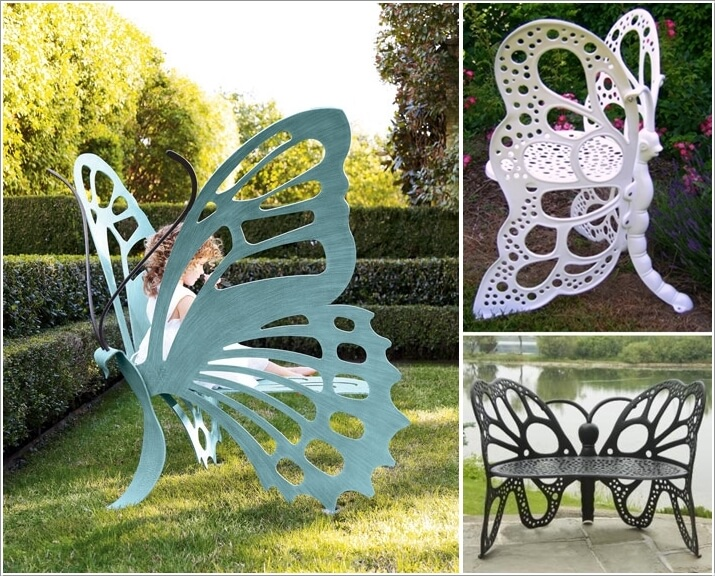 Superb 10 Adorable Butterfly Inspired Garden Decor Ideas 1