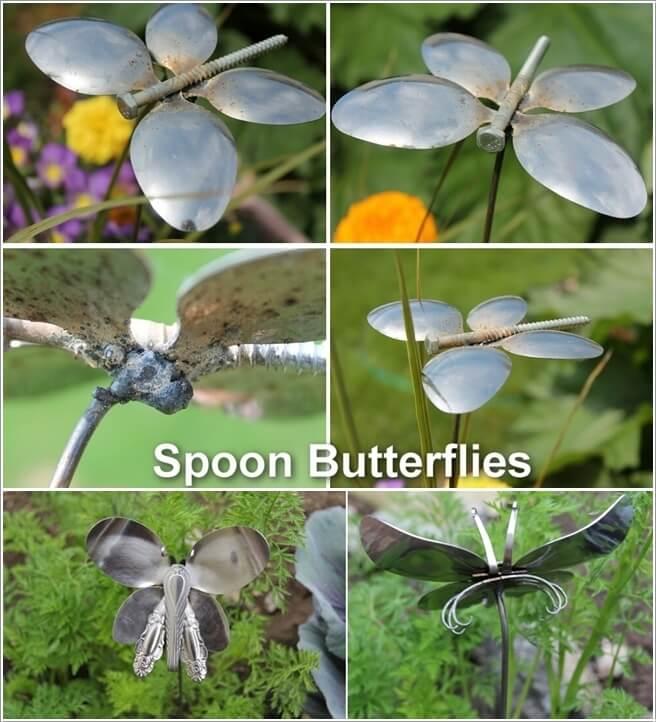 10 Adorable Butterfly Inspired Garden Decor Ideas