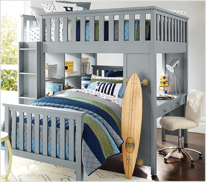 10 Amazing Storage Furniture Designs For Your Kids Room
