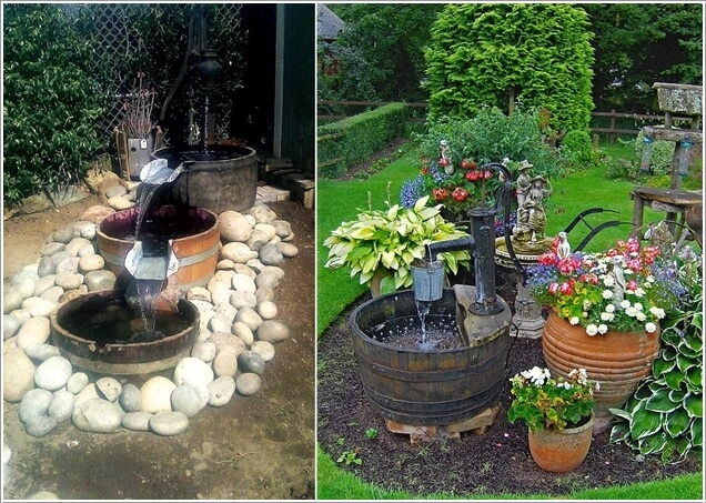 10 Amazing Wine Barrel Projects For Your Garden
