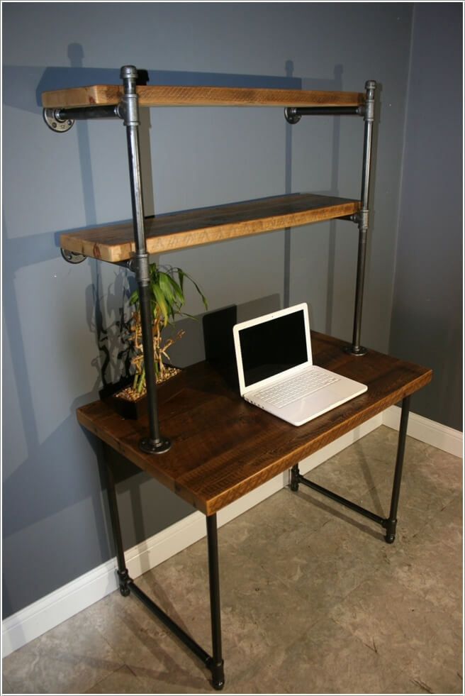 Interior Design 10 Creative DIY Computer Desk Ideas for Your Home