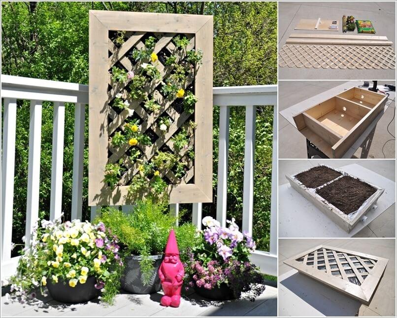 Garden ideas for small balconies 30 inspiring small for Landscaping ideas for small balconies