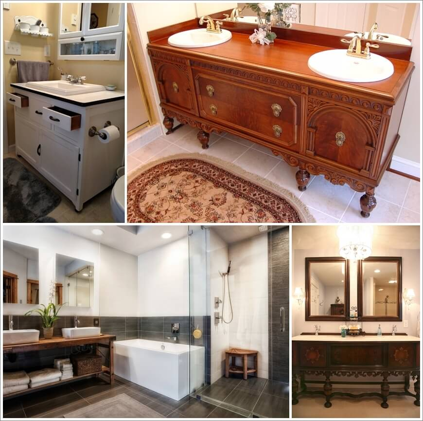 Bathroom vanities 30