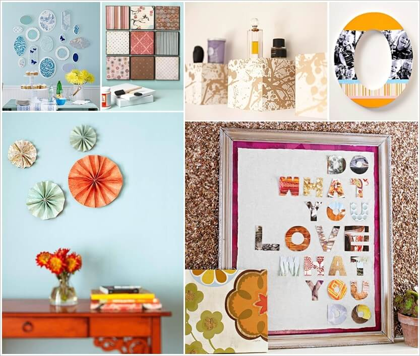 turn-paper-scraps-into-artworks-for-your-home-decor-1