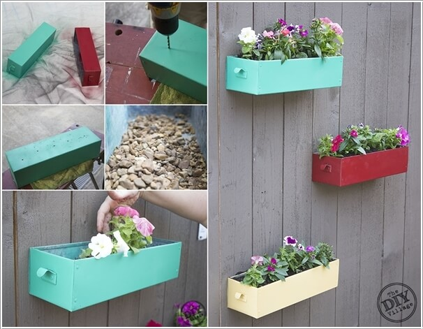10-terrific-planter-ideas-to-decorate-your-fence-with-5