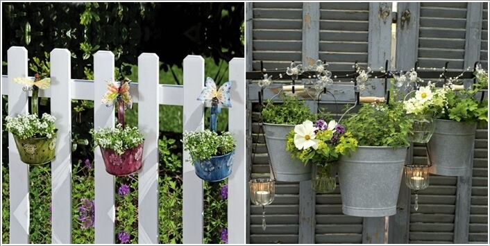 10-terrific-planter-ideas-to-decorate-your-fence-with-7