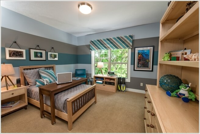 15-chic-ideas-to-decorate-your-kids-room-with-stripes-8