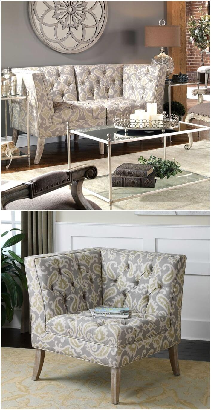 Corner Furniture. 15 Clever Corner Furniture Designs That Make