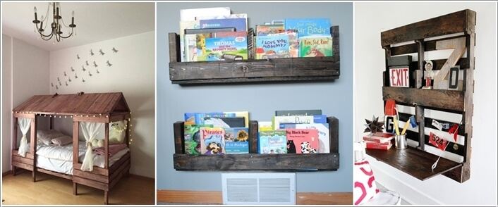 5 cool pallet furniture ideas for your kids - Kids Room Furniture Ideas