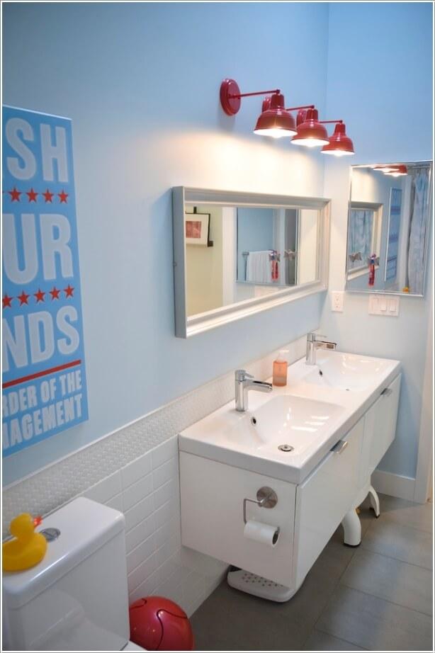10 chic bathroom vanity lighting ideas 3