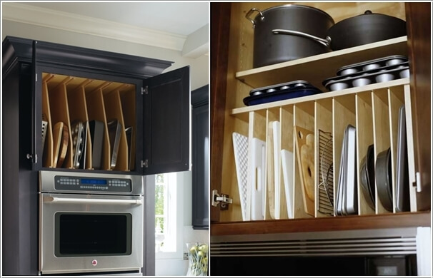 10 Clever Creative Shared Bedrooms Part 2: 10 Clever Vertical Storage Ideas For Your Kitchen