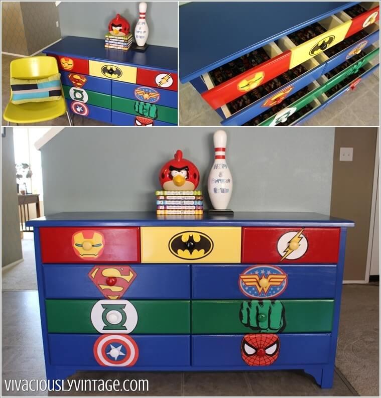 10-cool-dresser-makeover-ideas-for-kids-room-4