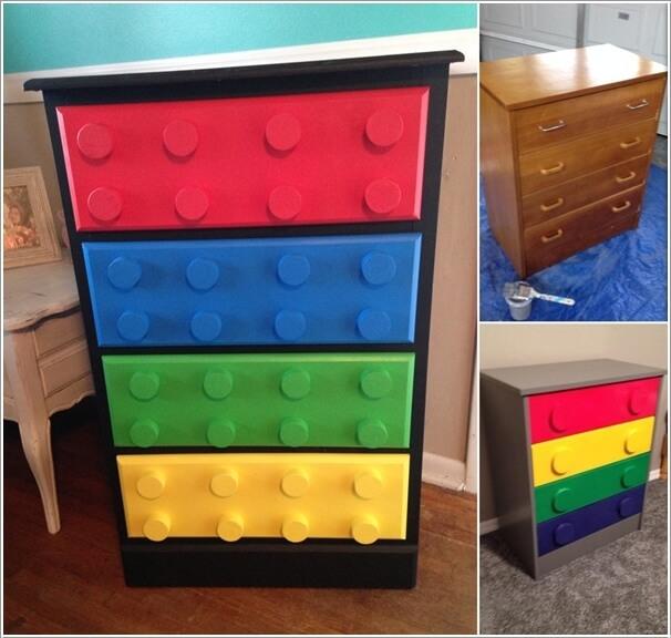 10 Cool Dresser Makeover Ideas For Kids Room