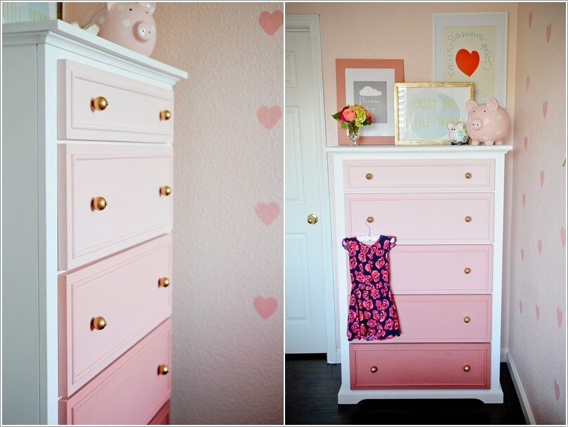 10 Cool Dresser Makeover Ideas for Kids Room