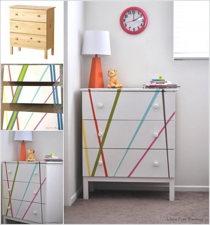 10-cool-dresser-makeover-ideas-for-kids-room-9