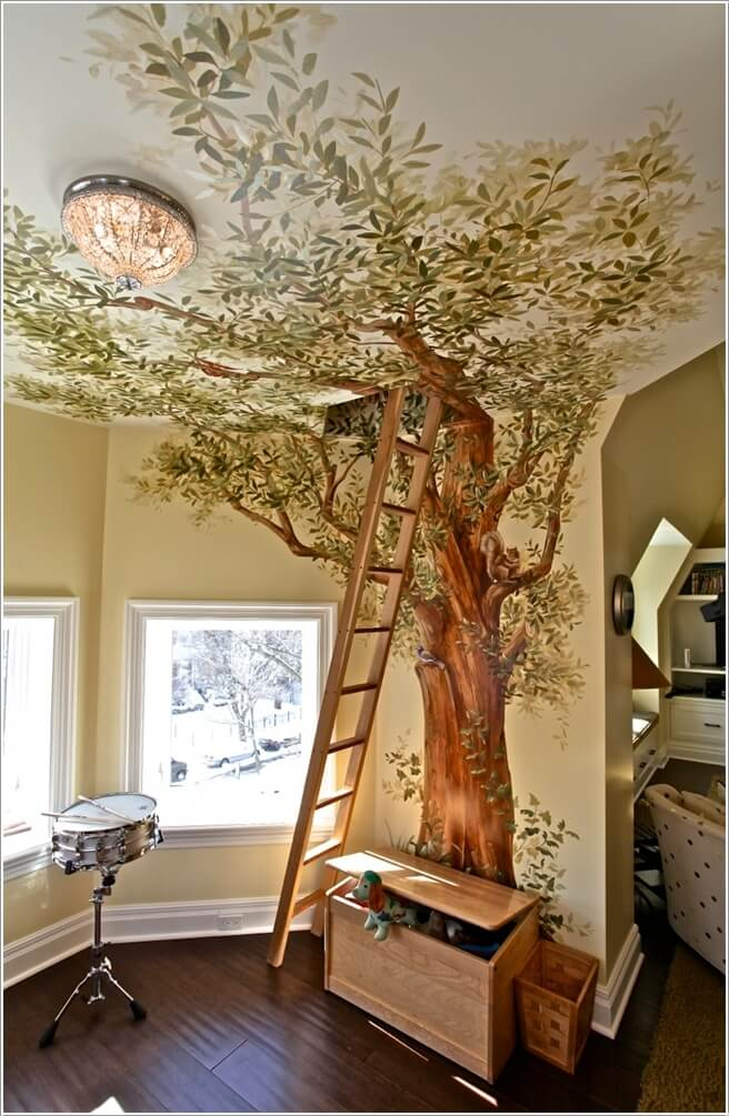 10-creative-ways-to-decorate-your-home-with-murals-6