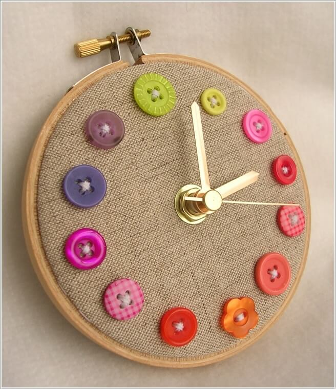 10-cute-button-crafts-for-your-home-decor-10