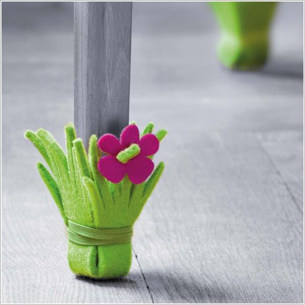 10 Cute Diy Furniture Leg Protector Ideas