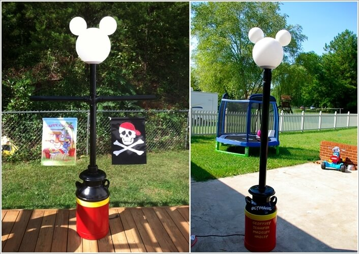 amazing interior design  cute mickey mouse garden decor ideas, Gardens