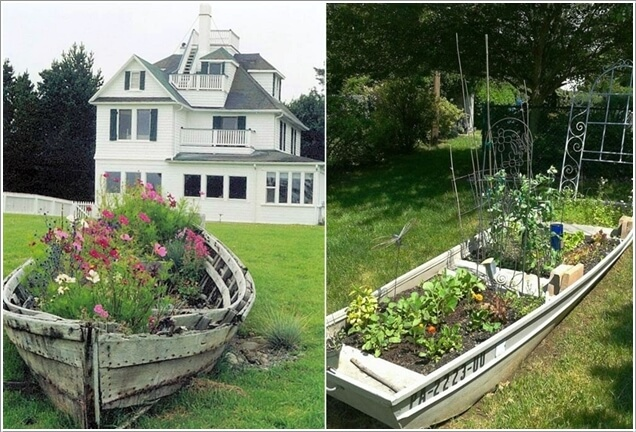 10 Unique and Cool Raised Garden Bed Ideas on Backyard Raised Garden Bed Ideas id=55672
