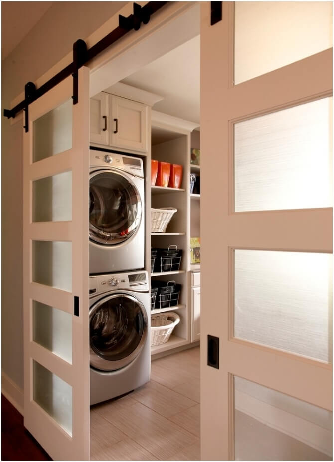 15 Interesting Features To Add To Your Laundry Room