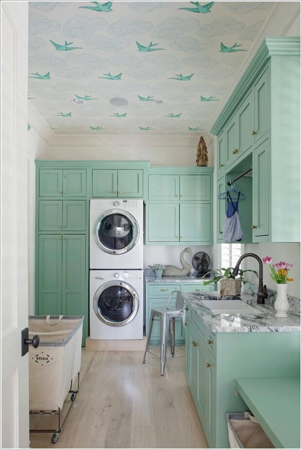 Amazing Interior Design on Amazing Laundry Rooms  id=37696