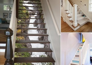 10-artistic-ways-to-decorate-your-staircase-area-fi