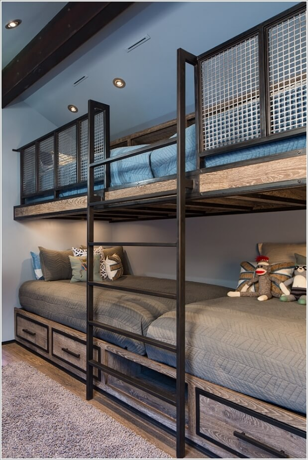 10-cool-built-in-bunk-bed-rail-ideas-9