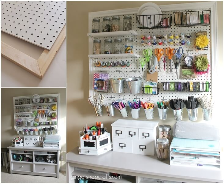organizing craft room ideas 13 clever craft room organization ideas for diyers 5052