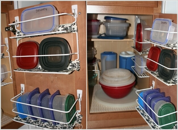 Charmant 15 Clever Tupperware Storage Solutions 12
