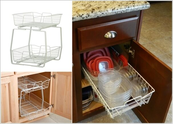 Genial 15 Clever Tupperware Storage Solutions 14