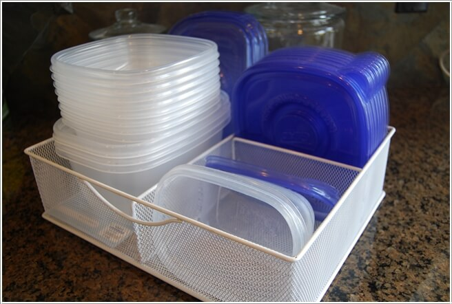Merveilleux 15 Clever Tupperware Storage Solutions 6